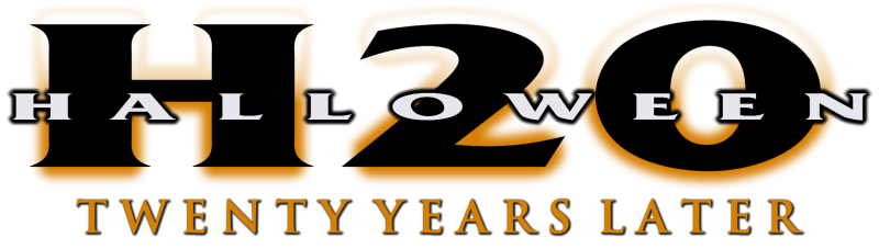 Halloween H20: Twenty Years Later logo